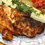 Grilled Summer Rubbed Chicken