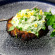 Mashed Celery Root Latkes with Lemon Parsley Cr�me Fra�che